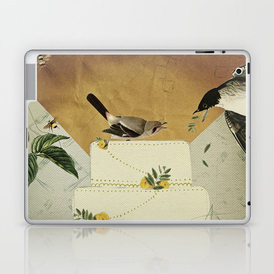 Let Them Eat Cake :: I Laptop & iPad Skin