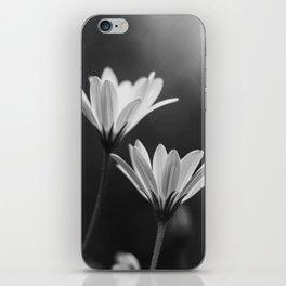 In My Season (Black and White) iPhone Skin