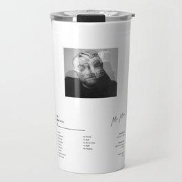 Mac Miller - Circles - Album Illustration Hip Hop Travel Mug