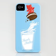 Sweets Surfing iPhone (4, 4s) Slim Case