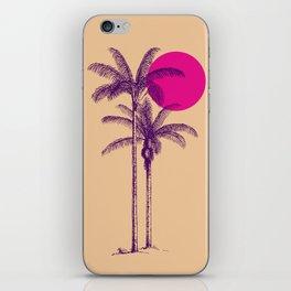 palm dream iPhone Skin