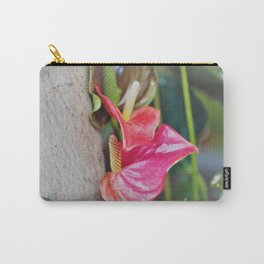 Resting Flowers Carry-All Pouch