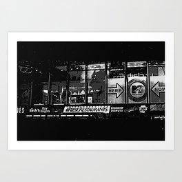 TRL '98 Art Print
