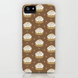 Cinnamon Bun iPhone Case