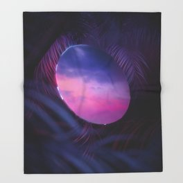 Introspect Throw Blanket