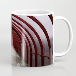 Surface Tension: Tunnel to SEC Coffee Mug