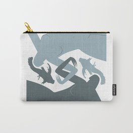 Pisces (Feb 18 - Mar 20) Carry-All Pouch