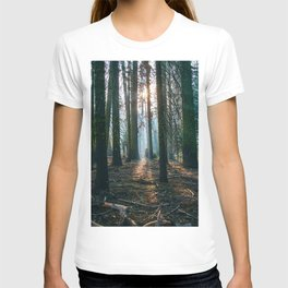 The woods are deep T-shirt