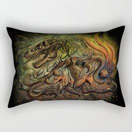 Extinction Chaos Rectangular Pillow