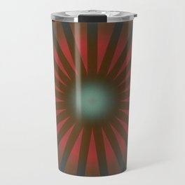 Basal Color Mandala 11 Travel Mug
