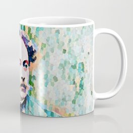 Richard Georg Strauss (1864 – 1949) (digitized photograph) Coffee Mug