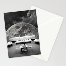 Calling for Help Stationery Cards