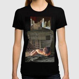 Kafka's The Castle T-shirt
