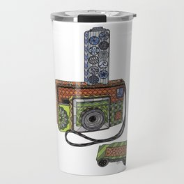 Camera Kodak Instamatic Travel Mug