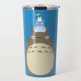 Totoro Travel Mug
