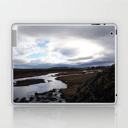 Thingvellir National Park - Iceland Laptop & iPad Skin