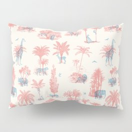 Where they Belong - Pastel Colors Pillow Sham