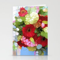 heaven Stationery Cards featuring Heaven by Joke Vermeer