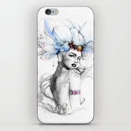 Passion iPhone Skin