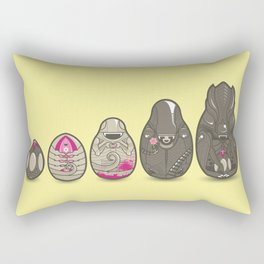 Xenomatryoshka Rectangular Pillow