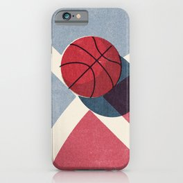 BALLS / Basketball (Outdoor) iPhone Case