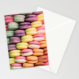 Macaron Tower Stationery Cards