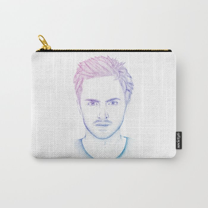 Jesse Pinkman Carry-All Pouch