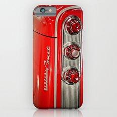 1963 Mercury Comet Red iPhone 6s Slim Case