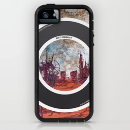 art dissent iPhone Case