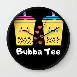 Bubba Tee! Wall Clock