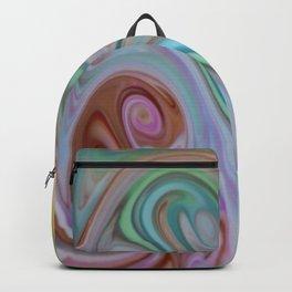 Wonders of Food Color Backpack