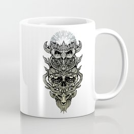 Peace in Chaos Coffee Mug