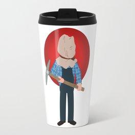 Jason Voorhees Friday the 13th Part 2 Travel Mug