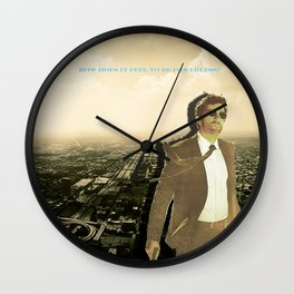 Powers Wall Clock