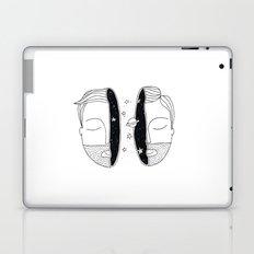 he had the universe inside Laptop & iPad Skin