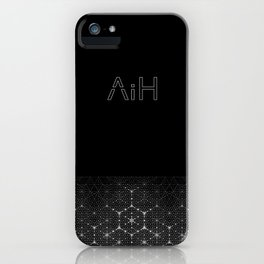 aih logo iPhone Case