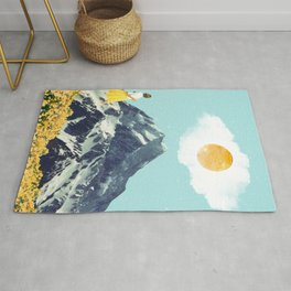 Egg Cloud Rug