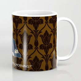 The Six Thatchers - Mycroft Holmes Coffee Mug