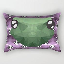 Ribbit Rectangular Pillow