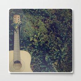 Wicked Garden Metal Print