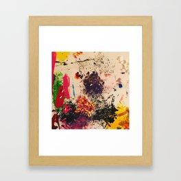 The filters Framed Art Print