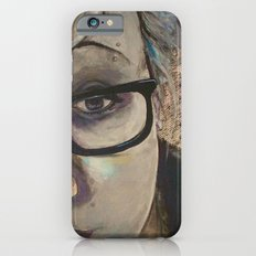 Smart Girl At The Party Slim Case iPhone 6s