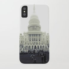 Our Nation's Capitol iPhone X Slim Case