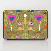 50s iPad Cases featuring Retro Fantasy 50s by Beatrice Roberts