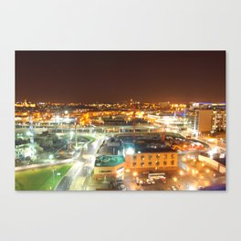 WestEndSkyline. Canvas Print