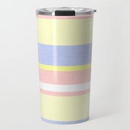 Candy Stripes Travel Mug