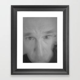 Of Imminent Catastrophe Framed Art Print