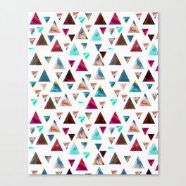 Multicolor Trianspace Canvas Print