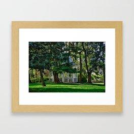 Harrison Gazebo Framed Art Print