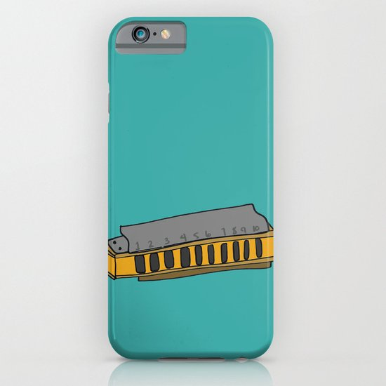 Harmonica iPhone & iPod Case
